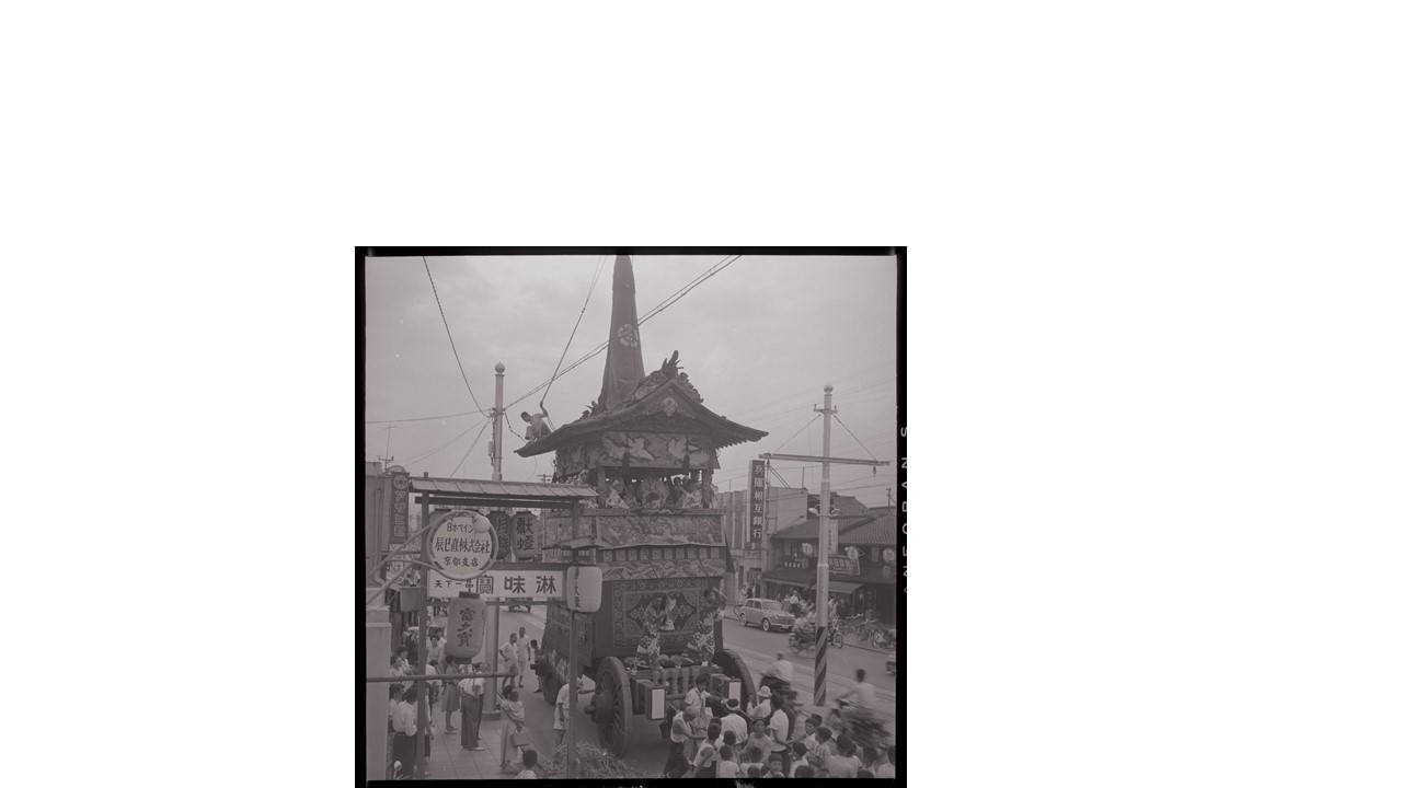 祇園祭・景観写真データベース
